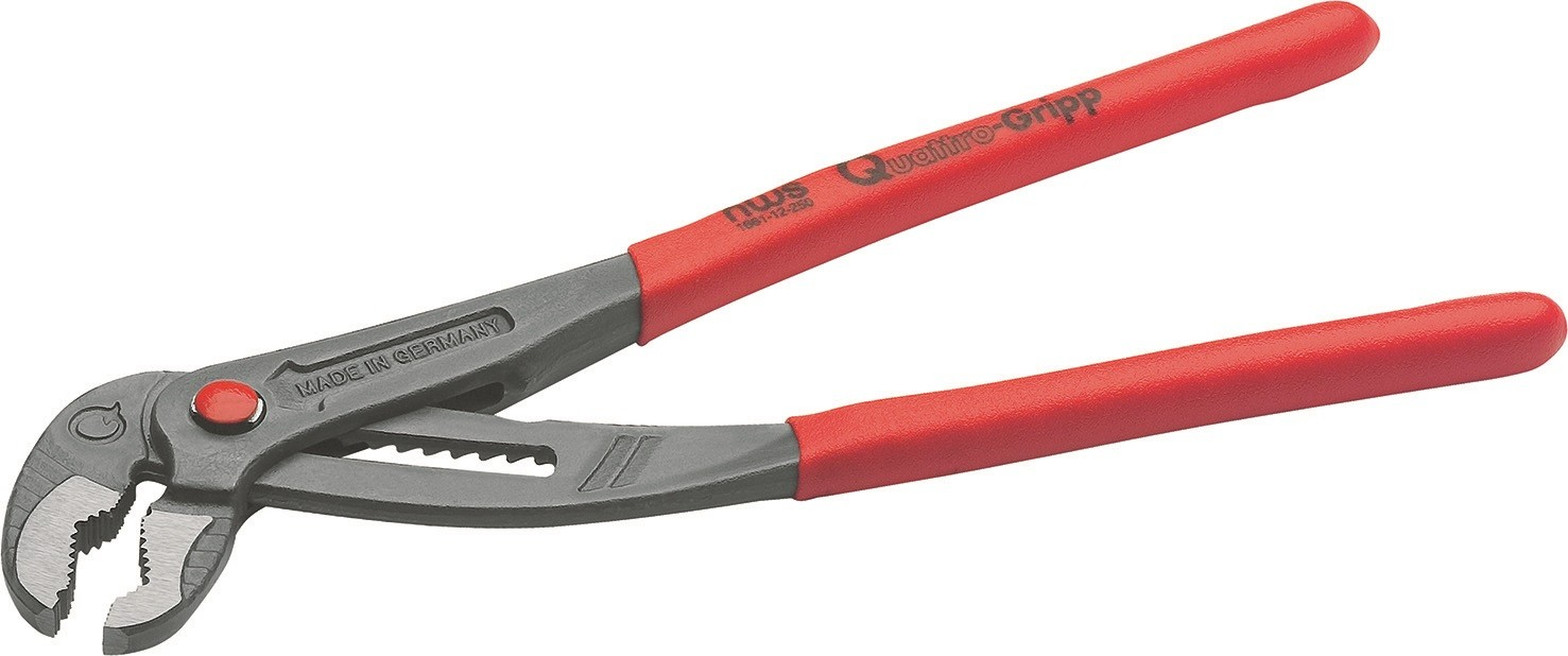 QuattroGripp Single Hand Adjustment
