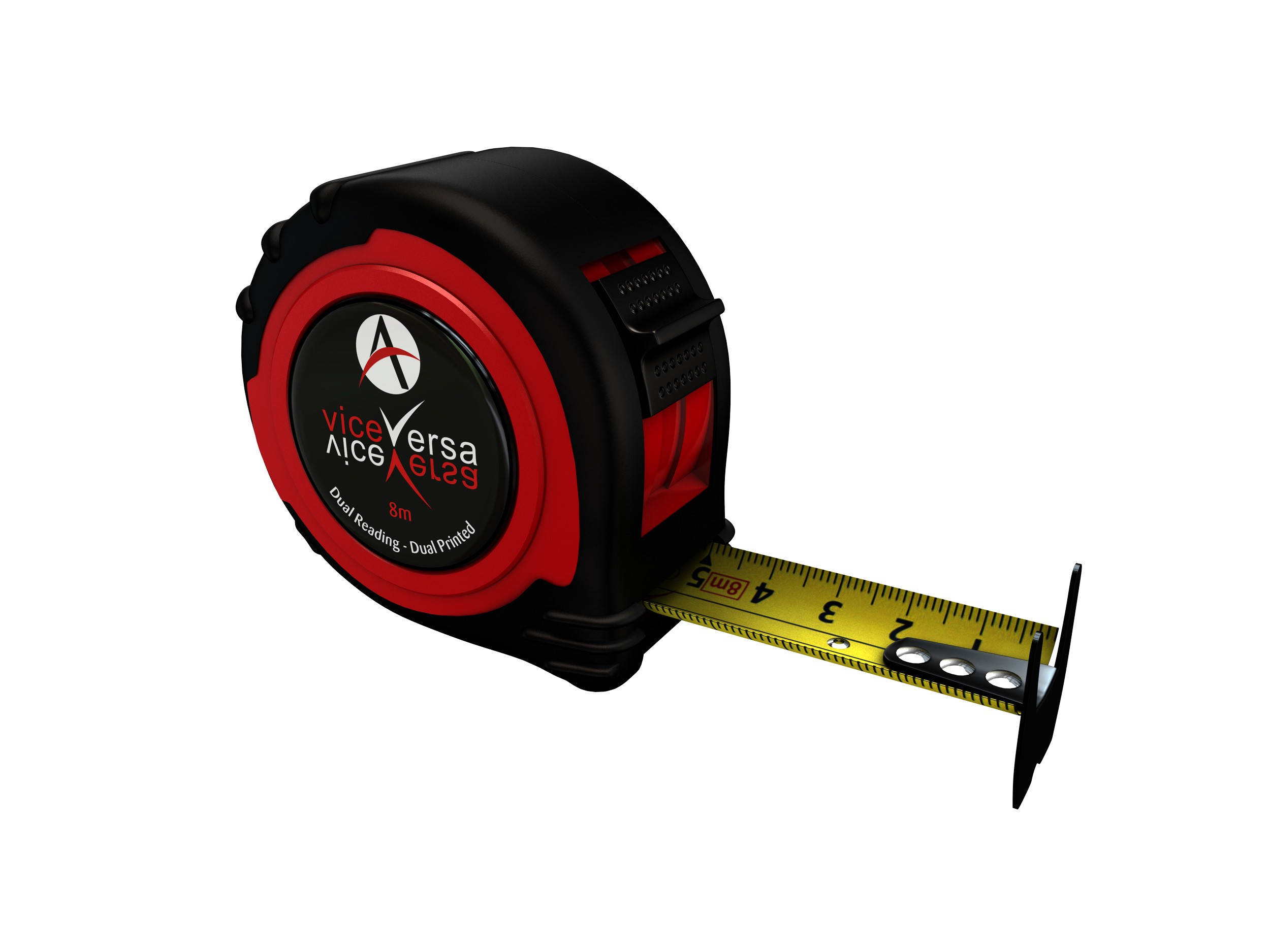 Vice Versa 8m Tape Measure