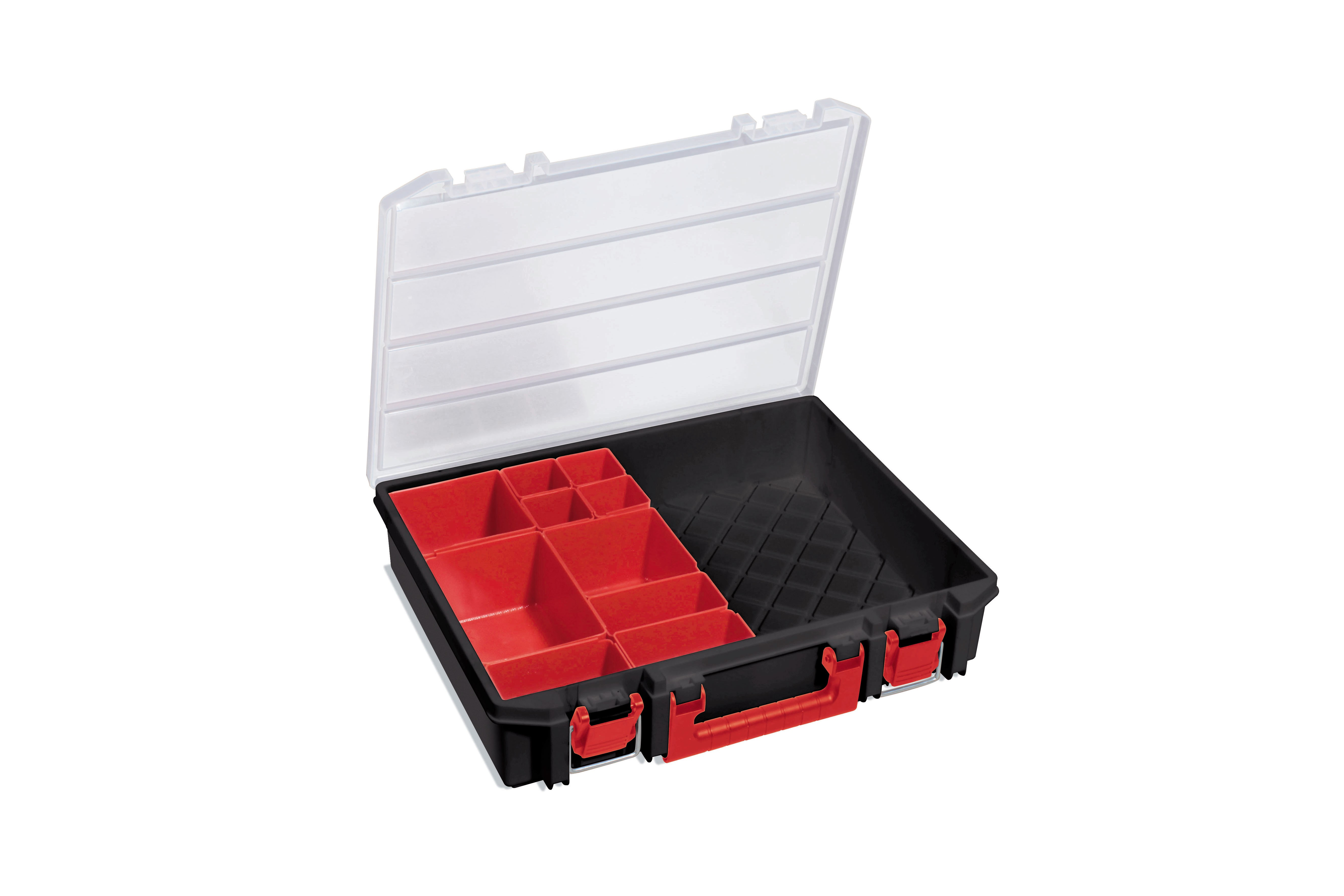 Rack Case with 8 pieces of pick box 400