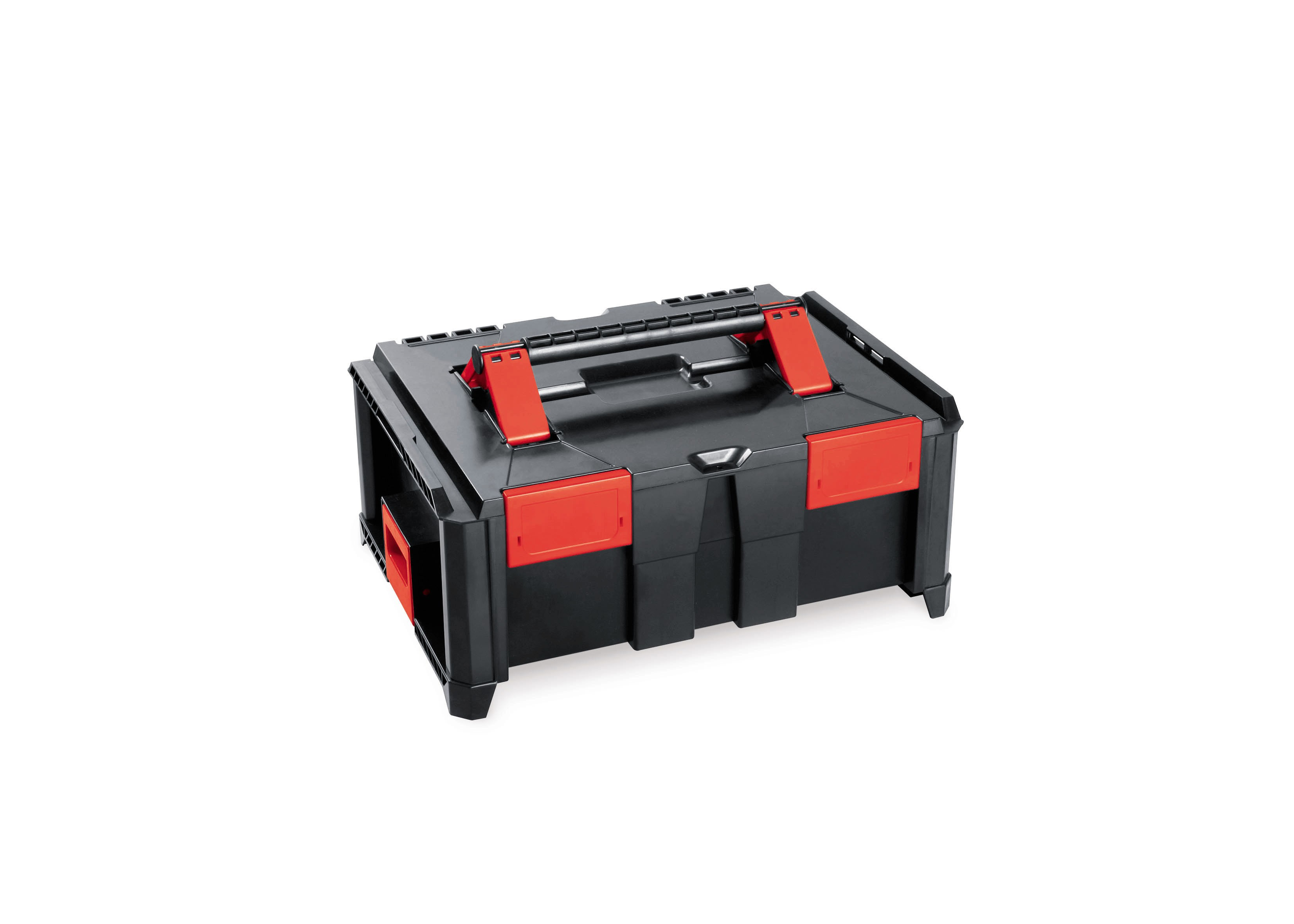 Medium Professional stackable case in ABS