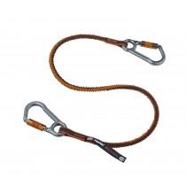 Squids® Tool Lanyard Dual Locking Carabiner - 15lbs
