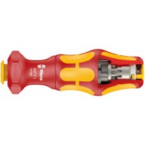 Wera 827 T 1 Kraftform Turbo Blade Holding Handle