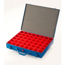 Allit Steel Organiser Case with 1 Insert Size