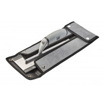 "11"" Grey & Black Protective Trowel Wallet"