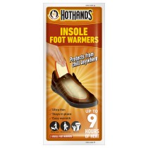 Hot Hands Insole Warmer Counter Unit 16 Pairs