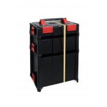 3 Piece Stackable Case Kit