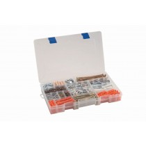Plastic Organiser Box with 4-25 Compartments