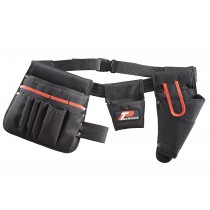 15 Pocket Toolbelt with Drill Holster