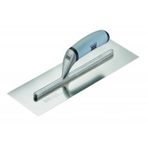 "11"" Stainless Hi-Lift Non-Ground Finishing Trowel"