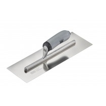 "11"" Stainless Non-Ground Finishing Trowel"