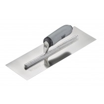 "Feather Edge 14"" Stainless Finishing Trowel"