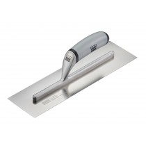 "16"" Stainless Cement Screeding Trowel"