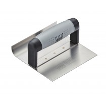 "6"" x 6"" Curved Inside Step Trowel"