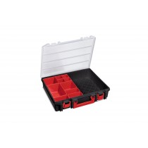 Rack Case with 4 pieces of pick box 400, 3 pieces of pick box 300, 4 pieces of pick box 200, 4 pieces of pick box 100