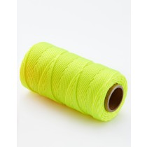 Hi Vis Yellow Nylon Brick Line